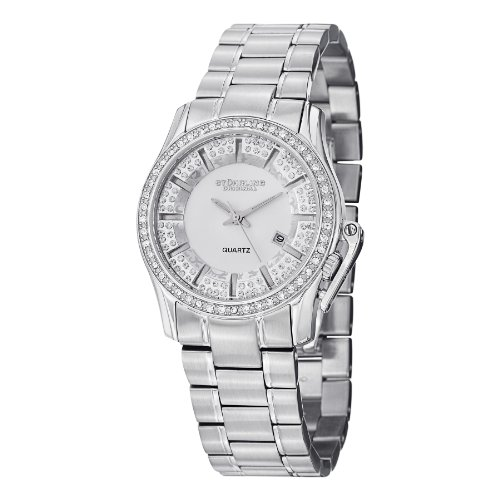 - Stuhrling Original Women's 910.01 Symphony Calliope Analog Display Quartz Silver Watch
