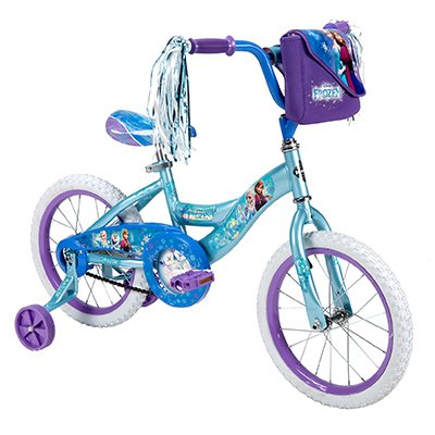 "#41395 Disney Frozen 16"" Bike"