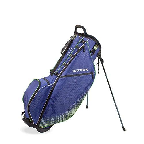 UPC 781222340234, Datrek Go Lite Pro Stand Bag, Navy/Lime/Silver