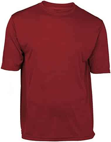 A4 Adult Cooling Performance T-Shirt, Cardinal, X-Large