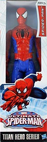 Stan Lee Signed Marvel Ultimate Spider-Man Titan Hero Series Action Figure - PSA/DNA Certified