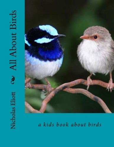 All About Birds: a kids book about birds pdf epub