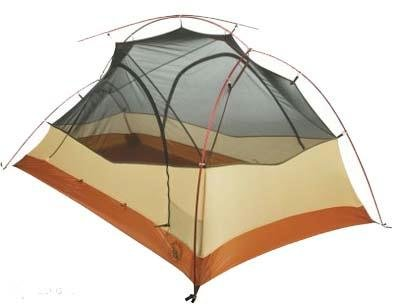 Big Ag. Copper Spur UL2 Shelter Gray/Org, Outdoor Stuffs