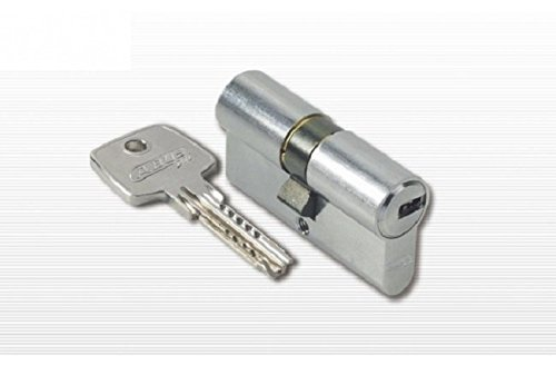 Abus 513923D10_MM_30/30Cylindre Double embrayage Clé points Laiton Mat 5K et T SKG