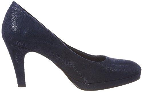 Bleu Marco Metallic Femme Navy 22404 Escarpins Tozzi vn6nIOT