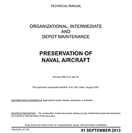 amazon com navair 15 01 500 technical manual organizational rh amazon com NAVAIR Publications Mynatec NAVAIR