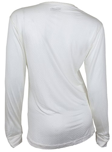 Terramar Women's Thermasilk Scoop Neck Top