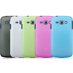 Snow Jade Protective Back Case For Samsung i829.