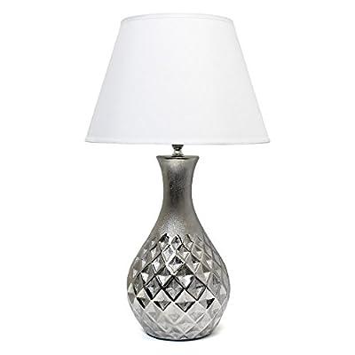 Elegant Designs Juliet Ceramic Table Lamp