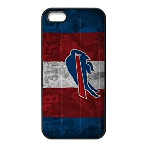 Custom Buffalo Bills NFL Back Cover Case for iphone 5,5S JN5S-1810