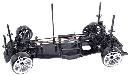 3レーシング KIT-D4AWDS/BK 3RACING Sakura D4 1/10ドリフトカー (AWD)-スポーツエディション (スリーレーシング)   B073WF7SRG