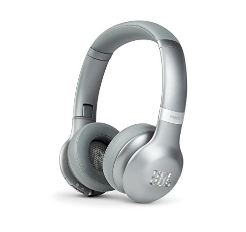 JBL Everest 310 Wireless On-Ear Headphones Mountain Silver JBLV310BTSIL