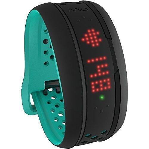 Mio - Fuse Wireless Activity Tracker - Aqua