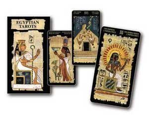 Azuregreen Egyptian Tarot (by Alasia) (degytar1) -