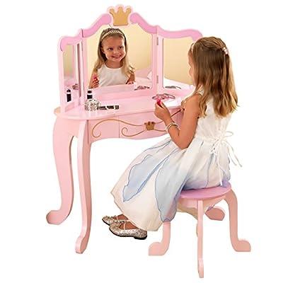 KidKraft Princess Table & Stool