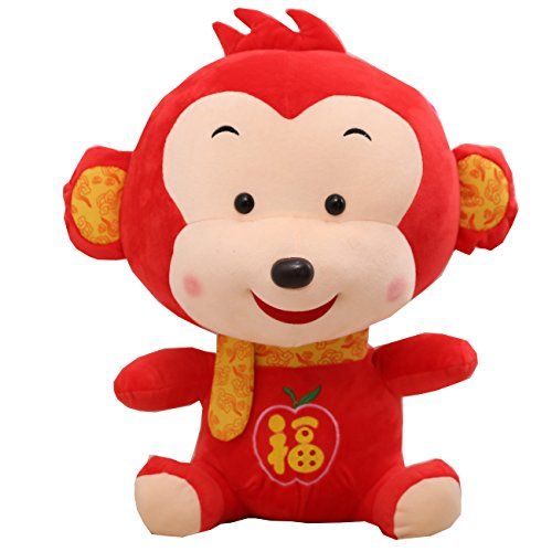 [Pety Pet Handmade Monkey Plush Soft Toys ,11.8 Inch] (Benny And Smalls Costume)