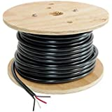 Amazon.com: East Penn (03206) 100\' 14-2 Gauge Jacketed Wire: Automotive