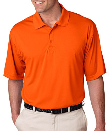ultraclub-mens-cool-dry-sport-interlock-polo-shirt-orange-xxxxxx-large