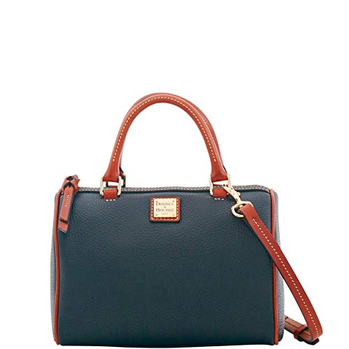 - Dooney & Bourke Pebble Grain Rowan Satchel