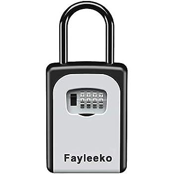 Master Lock 5900 Safe Space™ Portable Combination Lock Safe Black