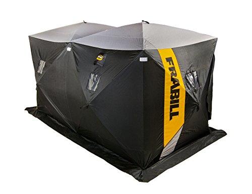Frabill HQ 300 Hub  6 Man Shelter