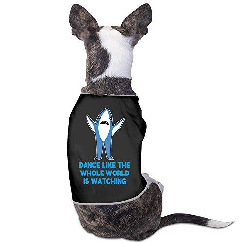 Costumes Moms Dance 2016 (Doggie Shirt Fleece Dance Shark Pet)