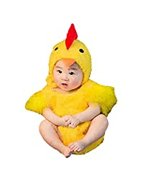 THEE Newborn Infant Baby Photography Prop Chick Costume