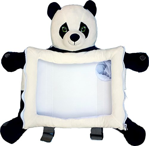 FREE SHIP Petpak with Blanket - kids pet, pillow, pack and lap tray - 20 Plush animal backpack ...