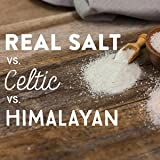 Redmond Real Sea Salt - Natural Unrefined Organic