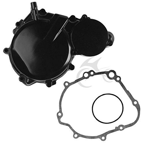 TCMT Left Motorcycle Engine Stator Cover For Suzuki GSXR600 GSX-R 750 GSXR 600 2006 2007 2008 2009 2010 2011 - Left Engine Cover
