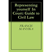 Representing yourself In Court: Guide to Civil Law