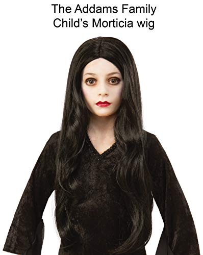 Rubie's Addams Family Animated Movie Child's Morticia Wig, One Size - http://coolthings.us