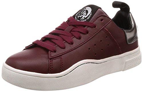 Diesel Women's S-Clever Low W Sneaker, Cabernet, 7.5 M ()