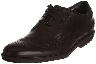 Rockport Men's Dressports Wingtip Shoe: Amazon.co.uk