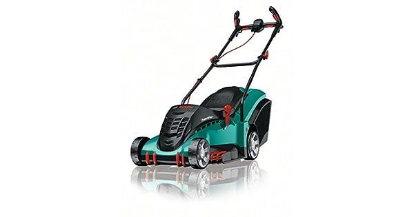 Amazon.com: Bosch Rotak 43 Ergoflex Eléctrica Rotary Lawn ...