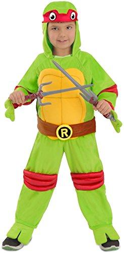 [Teenage Mutant Ninja Turtles Raphael Costume] (Red Ninja Turtle Costumes)