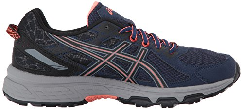 Running coral venture Indigo 6 black shoes Women's Asics Gel Blue zqOBIfU