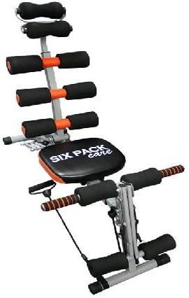 Banco Musculacion Aparato Ejercicio Gimnasia Six Pack Care Abdominales Fitness: Amazon.es: Deportes y aire libre