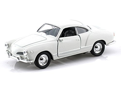 Volkswagen Karmann Ghia coupe White (New No Box)