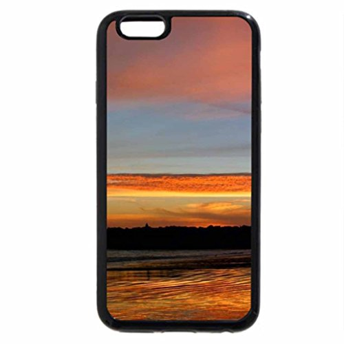 iPhone 6S / iPhone 6 Case (Black) Lighthouse