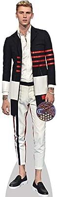 Amazon Com Machine Gun Kelly White Trousers Life Size Cutout
