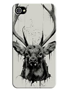 Unique Design for Your Iphone 4/4s with Textures Patterned Protection Case/cover/shell