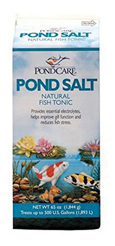 Pond Salt 1/2 Gallon