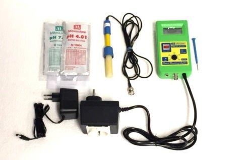 Milwaukee pH Controller SMS-122 incl. Elektrode und Eichlösungen