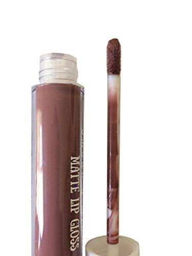 Full Size Long Lasting Natural Tones Taupe Mauve Lip Pro Matte Liquid Stick Lip Stain Lip Gloss (Lip Plumping Stain)