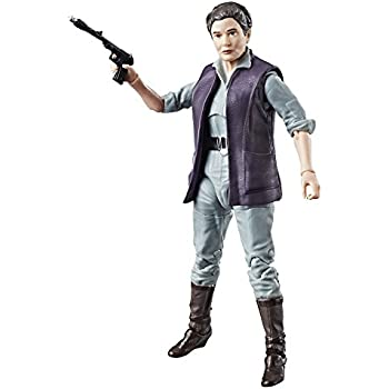 Star Wars The Black Series Episode 8 General Leia Organa, 6-inch