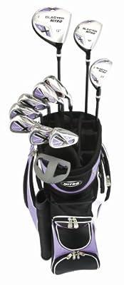 Nitro Women's Blaster Golf Set (15-Piece)