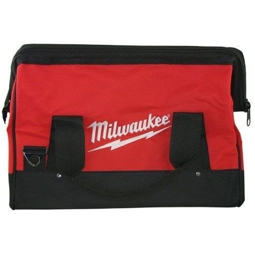 Milwaukee BAG17MIL 17-Inch Heavy Duty Canvas Tool Bag 6 Pocket (Tool Bags Canvas compare prices)