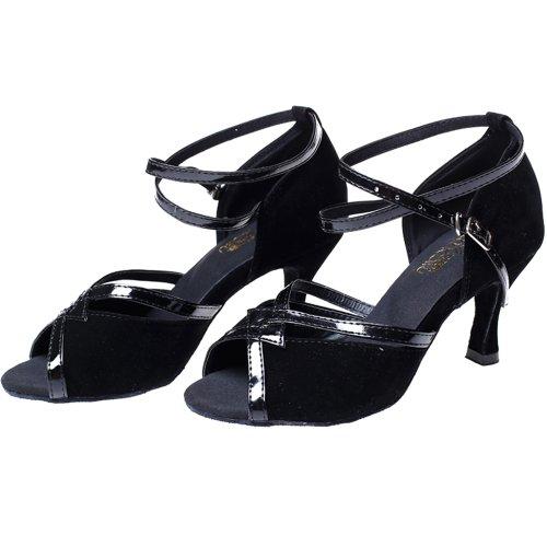 Minitoo Noir femme de Salle bal r6wFqfrU
