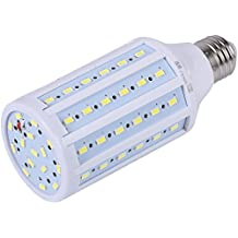 JacobsParts LED Corn Light Bulb 17W / 100W Equivalent 1850lm 75-Chip E26 Cool Daylight White 6000K